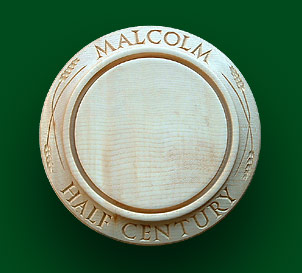 Malcolm, Half Century - Place an Order