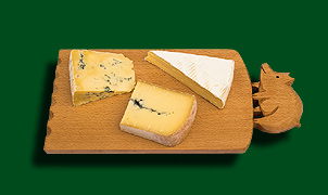 Pig Cheese Board - Place an Order