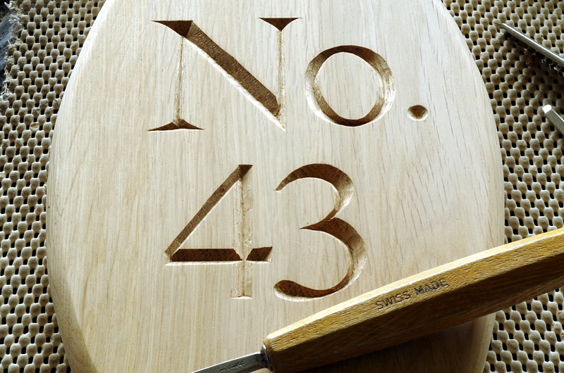 House Signs | The Woodcarver